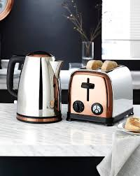 Kettle Toaster Offers Jdw Copper And Stainless Steel Toaster J D Williams