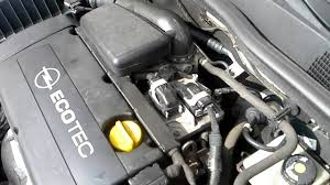 opel astra h 1 6 twinport z16xep engine youtube