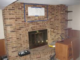 Mounting A Tv Over A Gas Fireplace by Install Flat Screen Tv Over Gas Fireplace U2013 Fireplaces