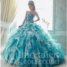 online get cheap two pieces blue quinceanera dresses aliexpress