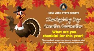 thanksgiving ny state senate
