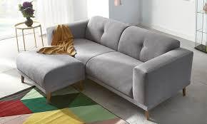 canapé avec pouf canapé 3 places avec pouf groupon