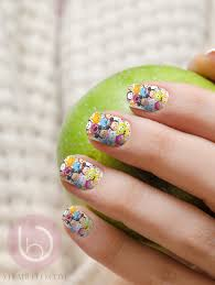disney character waterslide nail decal nail design nails press