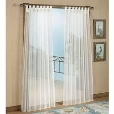 escape tab top sheer indoor outdoor curtain panels outdoor