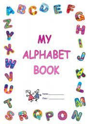 free printable abc book covers abc coloring pages primarygames