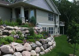 Garden Rock Wall Southview Design Outdoor Living 17 Boulder And Retaining