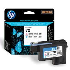 hp 70 light magenta c9405a hp 70 light magenta and light cyan printhead daycad