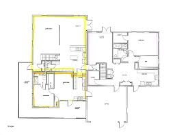 floor plans with in suite 3 bedroom house plan with in suite ranch house