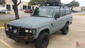 1980 toyota lifted finish fj62 lift arb roof rack
