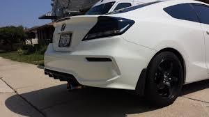 non ricer honda my r18 exhaust