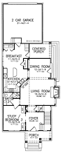 Colonial House Floor Plans by 32 Best House Plans Images On Pinterest Square Feet Small House