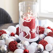 Silver Reindeer Decorations For Christmas by Easy Holiday Diy Centerpiece Ideas