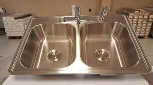kitchen sink and faucet combo kitchen cabinets sinks faucets building 9 in medina and massillon