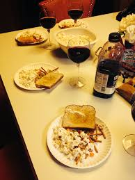 thanksgiving wine glasses moda magazine holiday traditions a very charlie brown thanksgiving
