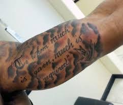 90 bicep tattoos for masculine design ideas inner