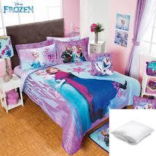 Frozen Comforter Set Full Disney Frozen 9 Pc Comforter Set Full Bundled With Two Pillow