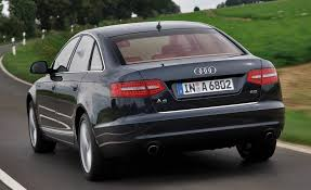 audi supercharged a6 2009 audi a6 pictures photo gallery car and driver