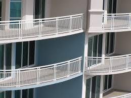 contemporary picket railing railings fencing picket railing