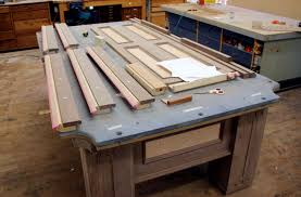 Custom Pool Tables by Building A Custom Pool Table Finewoodworking