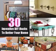 diy hacks home 30 inventive diy hacks to better your home diycozyworld home