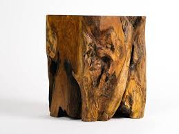 teak wood side table organic indonesian teak wood side table avery dash collections