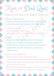 baby shower for to be printable baby shower or trivia and