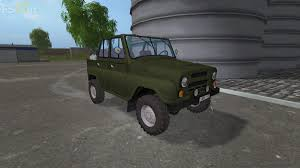 uaz uaz 469 v 1 0 u2013 fs17 mods