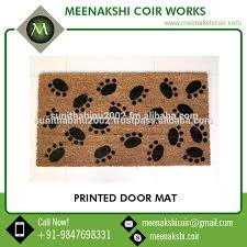 Wipe Your Paws Footprint Doormat Paw Prints Mats Paw Prints Mats Suppliers And Manufacturers At
