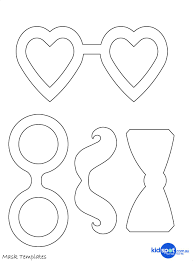 valentine valentine bunny rabbit heart shaped animal templates