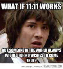 Suprised Meme - what if 11 11 works the meta picture