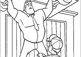 incredibles coloring pages coloring4free