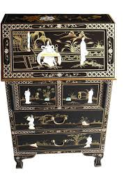 writing bureau desk writing desk oriental chinese furniture