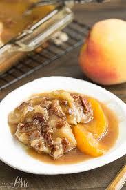 peach pecan cobbler call me pmc