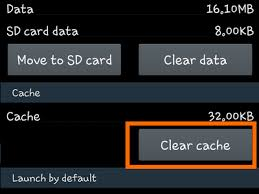 android cache how to clear an app s cache and data on android