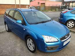 2005 55 reg ford focus 1 8 tdci ghia 5dr estate fsh 1 195 p