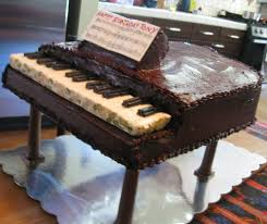 piano cake topper grand piano cake at bakergoddess