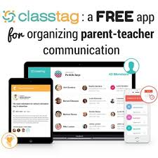 app class class tag a free app for organizing parent communication