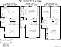 Jim Walter Home Floor Plans by 754 Hillcroft St Oshawa Properties By Myhomeviewer