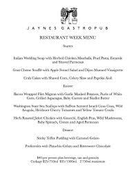 join us for san diego restaurant week u2014 jaynes gastropub