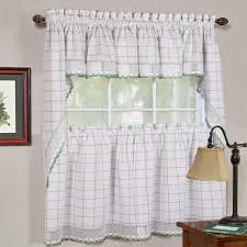 Adirondack Shower Curtain by Adirondack Kitchen U0026 Tier Curtains Lorraine Home Fashions
