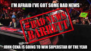 Bad News Barrett Meme - livememe com bad news barrett