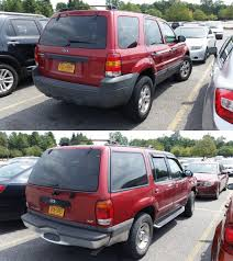 Ford Escape Generations - curbside classic 2005 ford escape u2013 fashionably late to the