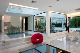 5 reasons to love marble in your home white marble floors brighten this modern space