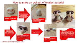 tutorials on fondant art u2013 robbie u0027s inspiration