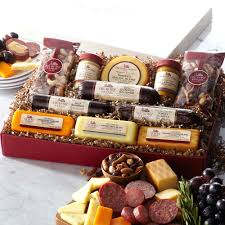 wine baskets free shipping meat and cheese gift baskets international delivery free shipping