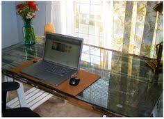 Diy Door Desk Diy Desk An Door Makes A Great Desk Desks Family Pics And