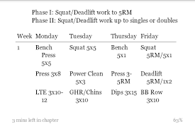 Bench Press Hypertrophy Combine Bench And Press On Texas Method