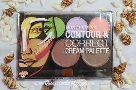 Make Up City Colour queenalooks review concelear praktis untuk pemula