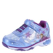 disney store frozen elsa light up shoes frozen frozen girls light up shoe payless