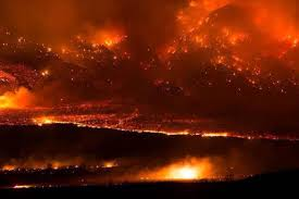 Ca Wildfire Containment by Northern California Wildfire Mostly Contained But Wind Poses